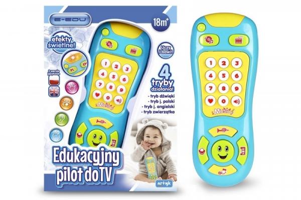 Edukacyjny pilot do TV E-Edu (129438)