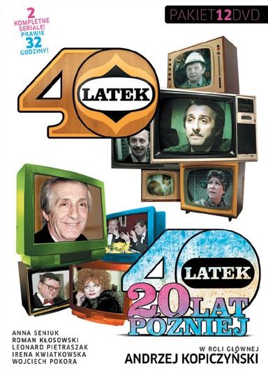 40-latek / 40-latek 20 lat później (zestaw 12 płyt)