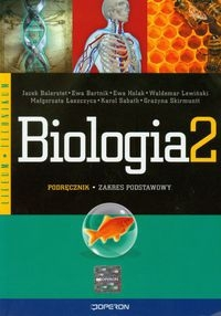 Biologia 2 Podręcznik Lewiński Waldemar, Holak Ewa, Bartnik Ewa