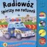 Radiowóz spieszy na ratunek Książeczka dźwiękowa
