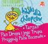 Bajki dla chłopców Przygody Pana Soczewki Tarzan Pan Drops i Jego Trupa 3 CD