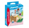 Playmobil Special Plus: Dziewczynka przy umywalce (70301)