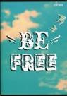 Zeszyt A5 w linie 96 kartek Be Free