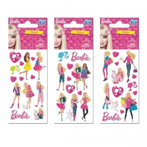 Naklejki Sticker BOO laser - Barbie (262436)