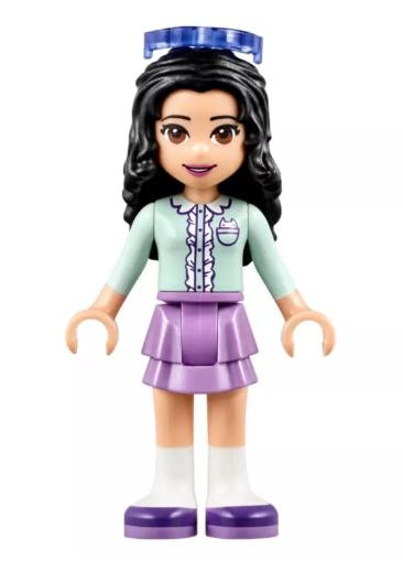Lego Friends: Stoisko z rysunkami Emmy (41332)