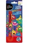 Długopis zapachowy Kidea, 8 kolorów (DRF-079438)