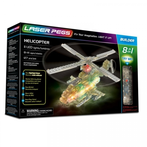 8 in 1 Helicopter (81012)