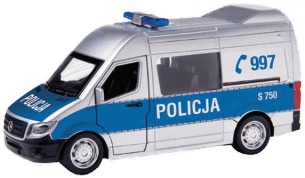 Mercedes Benz Sprinter 1-32 Policja (B-943)