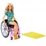 Barbie Fashionistas: Lalka na wózku inwalidzkim (GRB93)Wiek: 3+