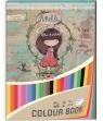 Papier kolorowy 13 kolorów ANEKKE