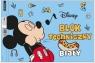 Blok techniczny biały A4/10K Mickey Mouse
