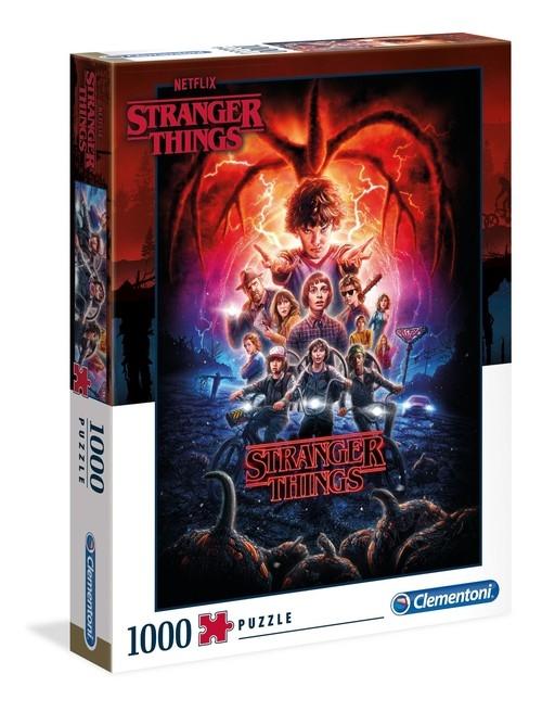 Puzzle 1000 Netflix Stranger Things (39543)