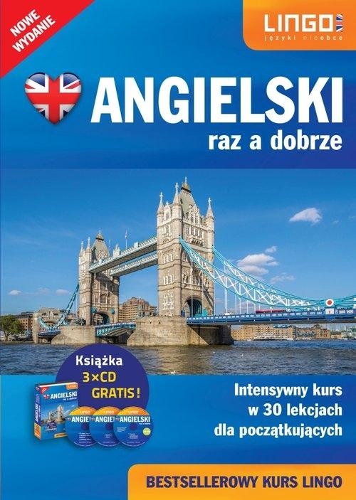 Angielski raz dobrze Pakiet dla początkujących Więckowska Iwona