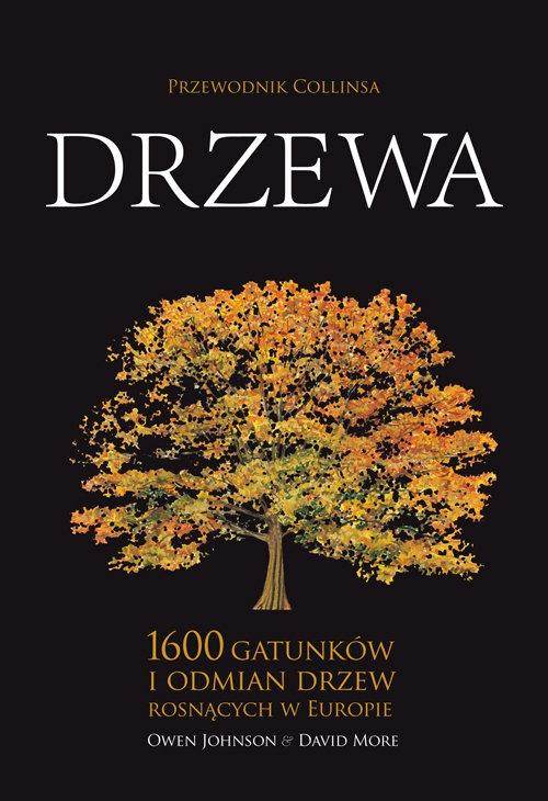 Przewodnik Collinsa Drzewa Owen Johnson, David More
