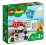 Lego Duplo: Samolot i lotnisko (10961)