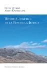 Historia Fonética de la Península Ibérica Quentel Gilles, Kaźmierczak Marta