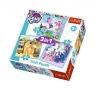 Puzzle 3w1 My Little Pony Radosne dni kucyków (34843)