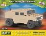 Armia 42 elementów NATO AAT Vehicle Desert Nano (2244)