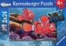 Puzzle Disney Nemo 2x24 (090440)
