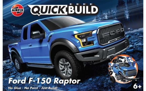 Model Quickbuild Ford F-150 Raptor (j6037)