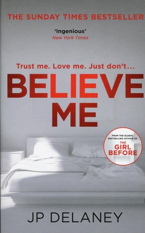 Believe Me Delaney JP