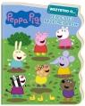 Peppa Pig. Wszystko o... Peppie i jej przyjaciołach! opracowanie zbiorowe