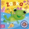 Książeczka kąpielowa - Żabka