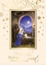 Karnet Boże Narodzenie AP-07