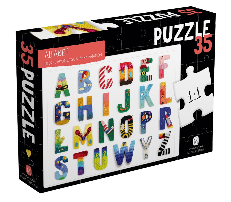 Puzzle 35: Alfabet