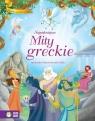 Opowieści ze złotą wstążką Najpiękniejsze mity greckie