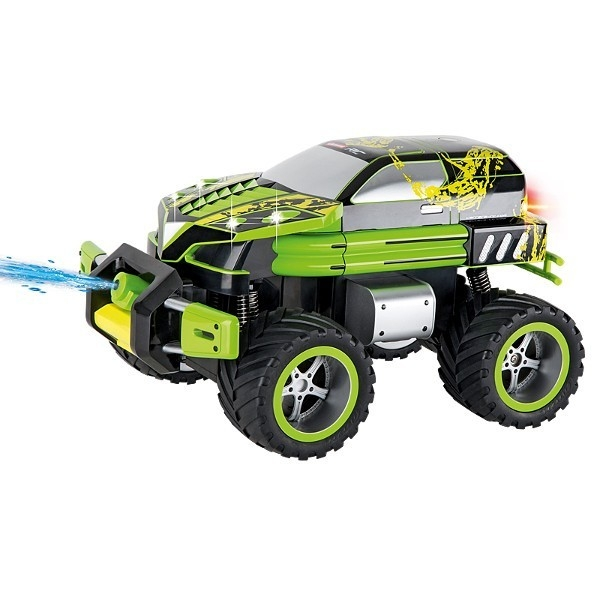 RC 2,4GHZ Green Splash