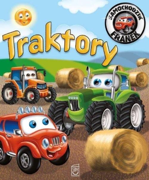 Samochodzik Franek Traktory Wójcik Elżbieta