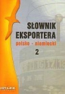 Polsko-niemiecki słownik eksportera Kapusta Piotr