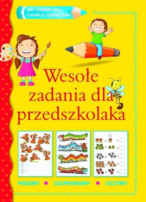 Wesołe zadania dla przedszkolaka
