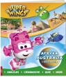 SUPER WINGS Afryka, Austaralia i Oceania MAPS-304