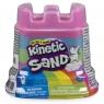 Kinetic Sand: Piasek kinetyczny 141g - Tęczowy zamek (6054549)