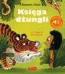 Księga dżungli. Bajka dźwiękowa Benjamin Chaud