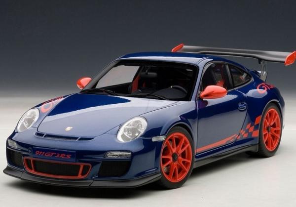 AUTOART Porsche 911(997) GT3 RS 3.8