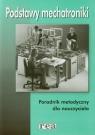 Podstawy mechatroniki Poradnik metodyczny technikum Namysł Eugeniusz