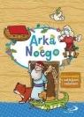 Arka Noego - Kolorowanka z naklejkami i zadaniami praca zbiorowa