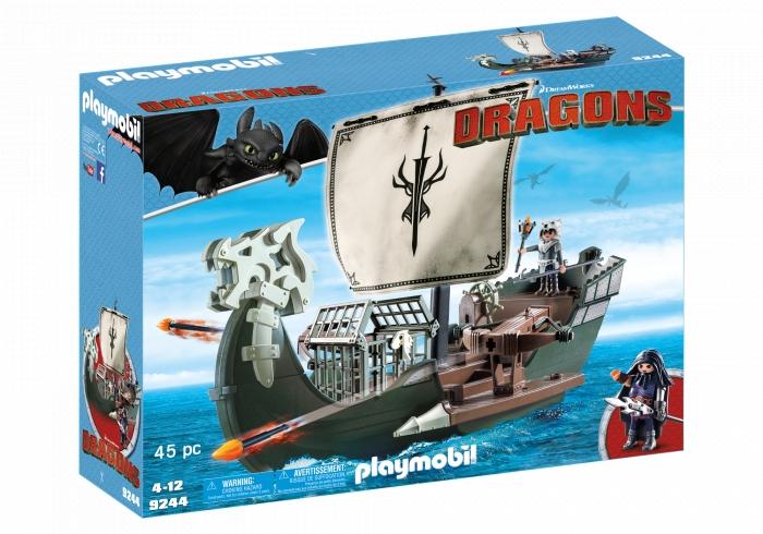 Statek Dragos  (9244)
