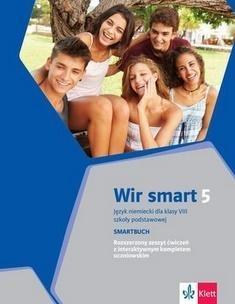 Wir smart 5 Smartbook + kod LEKTORKLETT praca zbiorowa