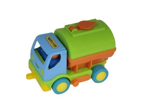 Samochód z cysterną Moja pierwsza Ciężarówka w siatce