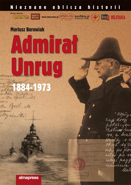 Admirał Unrug Borowiak Mariusz