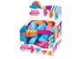Temperówka DUO z gumką mix kolorów 837945