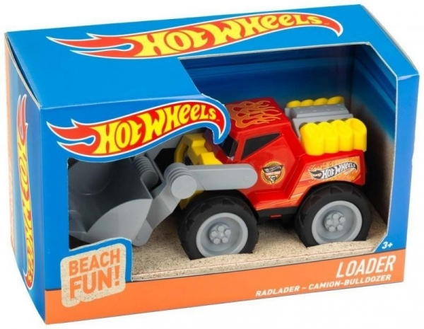 Buldożer Hot Wheels 1:24 (2444)