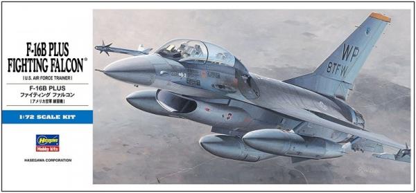 F-16B PLUS Fighting Falcon (00444)