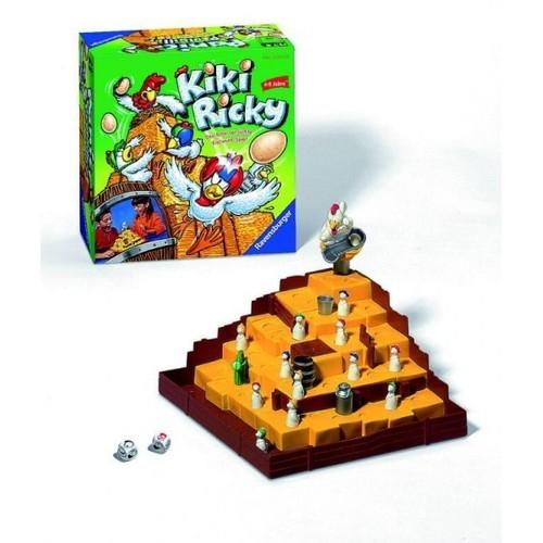 Kiki Ricky - Zwariowana gra z latającymi jajkami (210442)