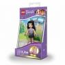 Brelok do kluczy z latarką LEGO®: Friends - Emma (LGL-KE22E)