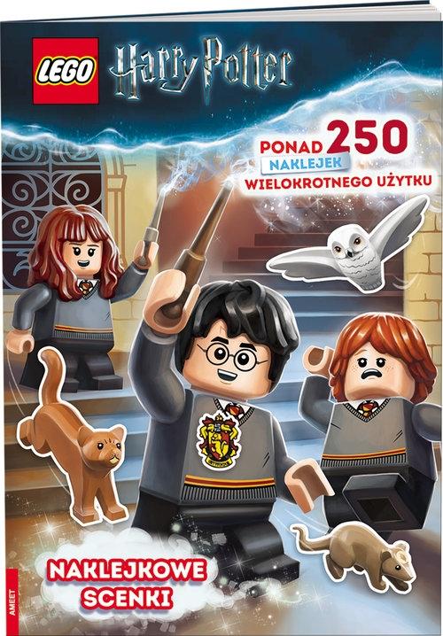 Lego Harry Potter Naklejkowe scenki (SSP-6401)